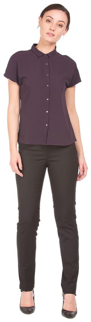 Arrow Arrow Sleeve Sleeve Shirt Textured Shirt Textured Cap Cap 6x6qOa1