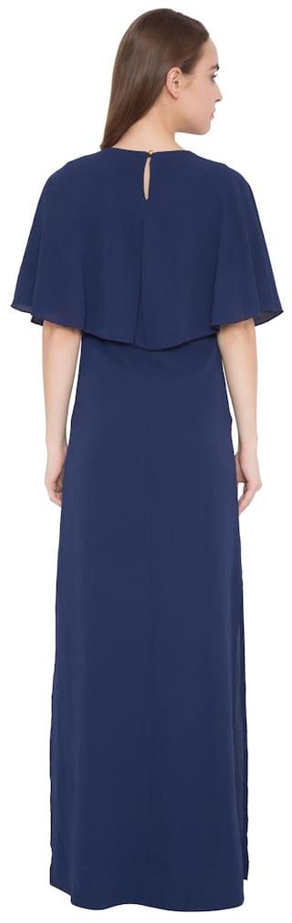 Maxi ARV Fashion Dress Women Solid rt8rwZqBS