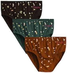 Cotton Printed Pack of 3