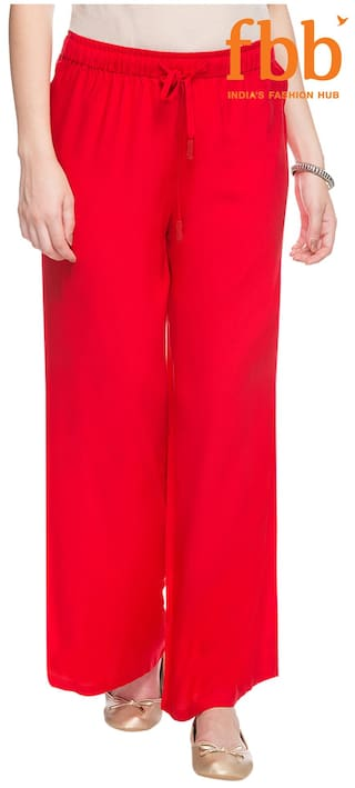 Red Solid Palazzos Solid Ateesa Red Palazzos Ateesa Ateesa Solid Palazzos Ateesa Solid Red Red EwEfIT