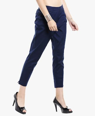 Solid for Ankle Women Length Ateesa Pants 0wRxpnH