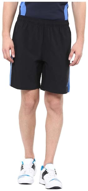 Aurro Sports Black Ace Shorts - M