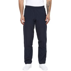 Aurro Men Polyester Track Pants - Blue