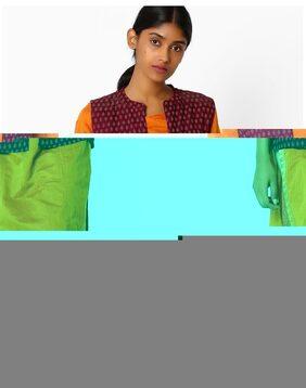 AVAASA by Reliance Trends Women Maroon Tops