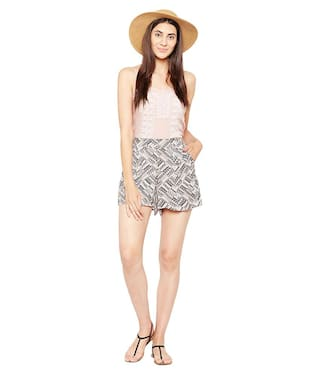 Azted Azted Printed Shorts Azted Elasticated Printed Shorts Elasticated Printed Elasticated EYaPP