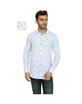 24979c4fc Casual Shirts for Men - Buy Mens Casual Slim, Regular Fit Shirts
