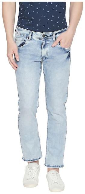 Men Super Skinny Fit Low Rise Jeans Pack Of 1