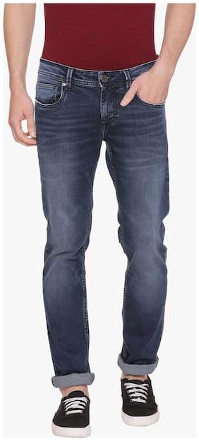 BASICS Men Low rise Skinny fit Jeans - Blue