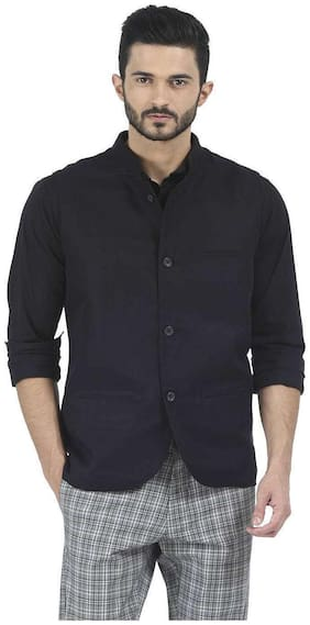 Men Viscose Sleeveless Jacket