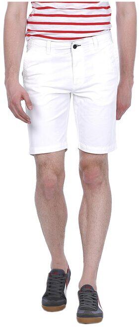 BASICS Men Cotton - White