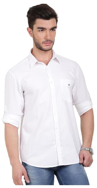 Shirt Ridge Bay Casual Cotton sH65fV