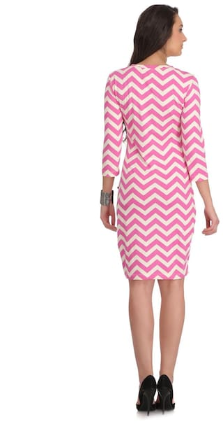 Cotton Bazoom Bazoom Cotton Dresses Women P4Bz1w