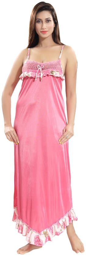 Be You Pink Night Gown