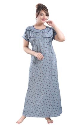 Be You Blue Night Gown