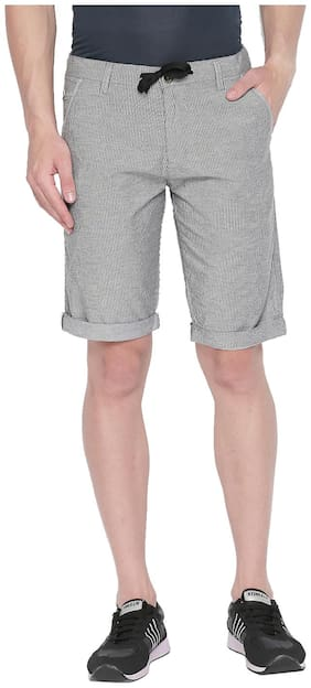 Men Printed Chinos Shorts Pack Of 1