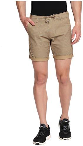 Men Printed Chinos Shorts