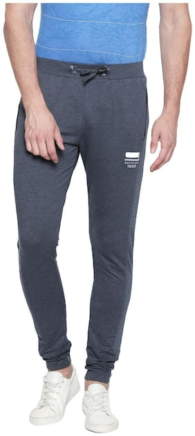 Regular Fit Knitted Track Pants