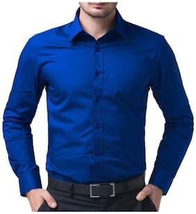 Men Regular Fit Solid Casual Shirt ,Pack Of Pack Of 1