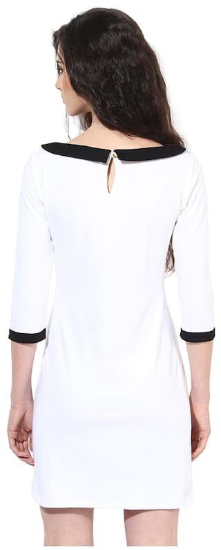 Besiva Besiva White Cotton Cotton White Besiva White Cotton Besiva Cotton White Dress Dress Dress vB15w1