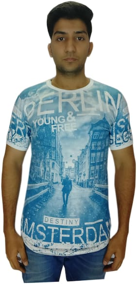 Best Friends Forever Designer Cotton T-Shirts