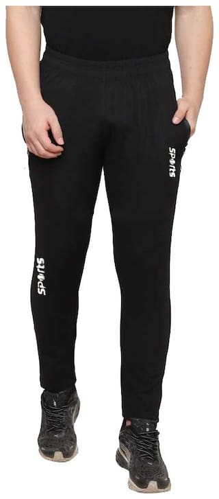 Best Friends Forever Lycra sports lowers for men's