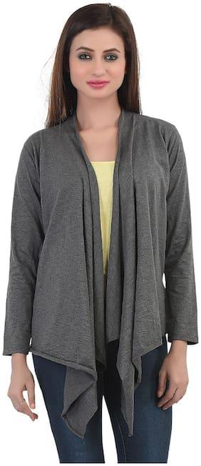 Bfly Women Shrug - Grey