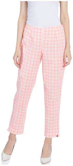 Women Printed Regular Pants