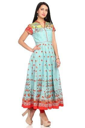 5c4613a8425 Kurtis Online - Buy Designer Ladies Kurti Kurta (लेडीज ...