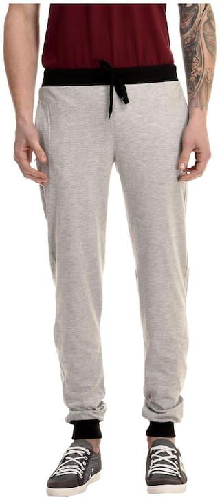 Billu Oye Men Cotton blend Track Pants - Multi