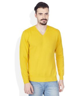 Black Bee Men's Plain Winters Sweaters For Regular Use