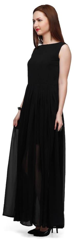 Dress Black Maxi Dress Black Dress Maxi Maxi Black Maxi Black SwzUxafq