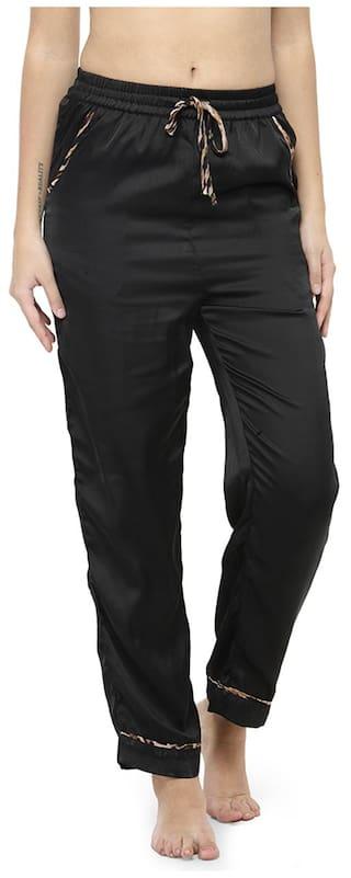 Black Pants Pants Black Nightwear Pants Nightwear Nightwear Black xRTW4fq