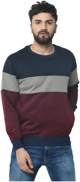 BLACKSTUDDS Men Multi Round neck Sweatshirt