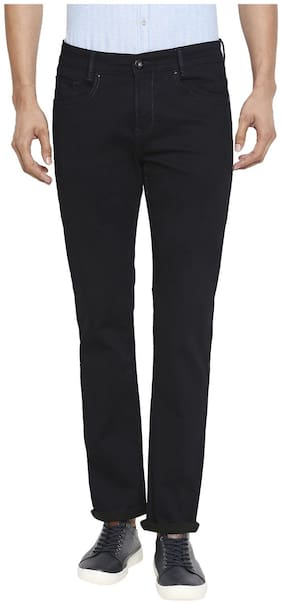 Men Relaxed Fit Mid Rise Jeans Pack Of 1