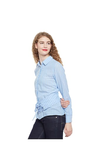 Striped Striped Shirt Blue Blue Blue Shirt Shirt Shirt Striped Striped Shirt Striped Blue Blue ZI7xx5q