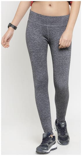 Boston Club Women Loose fit Cotton Solid Track pants - Grey