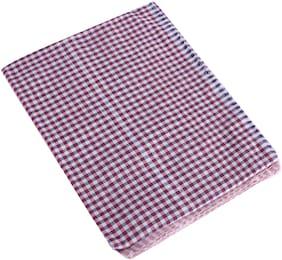 BOVZEN Cotton Checked Regular dhoti Dhoti - Multi