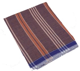 BOVZEN Cotton Striped Regular dhoti Dhoti - Multi