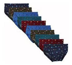 Cotton Printed Pack of 10
