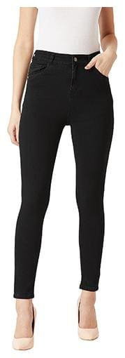 Miss Chase Women Black Skinny fit Jeans