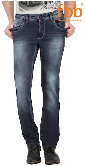Buffalo Skinny Fit Men's Blue Jeans