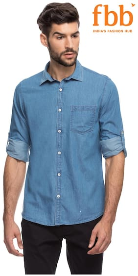 8de54110 Buffalo Casual Shirts for Men Online at Best Prices on Paytm Mall