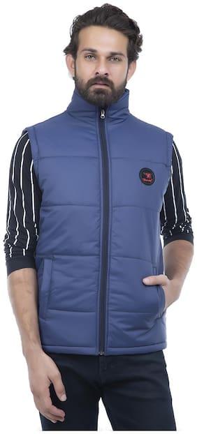 Men Polyester Bomber Jacket