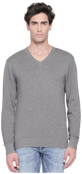 Men Viscose Rayon Full Sleeves Sweater ,Pack Of Pack Of 1