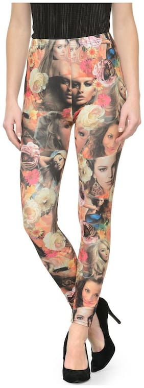 Camey Women Printed Tights
