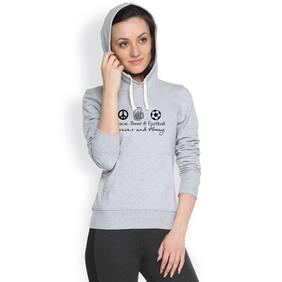 Campus Sutra Women - Grey