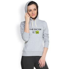 Campus Sutra Women - Grey