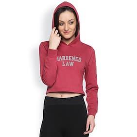 Campus Sutra Women - Maroon