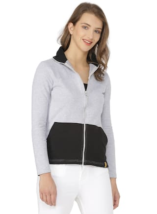 Buy Campus Sutra Full Sleeve Solid Women Sweatshirt Online at Low ... 6b9600e28d