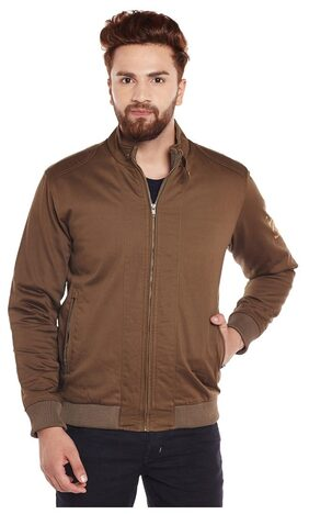 Canary London Brown Casual Jacket